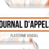 [Nouveauté] Plateforme Voxicall – Journal d'appels