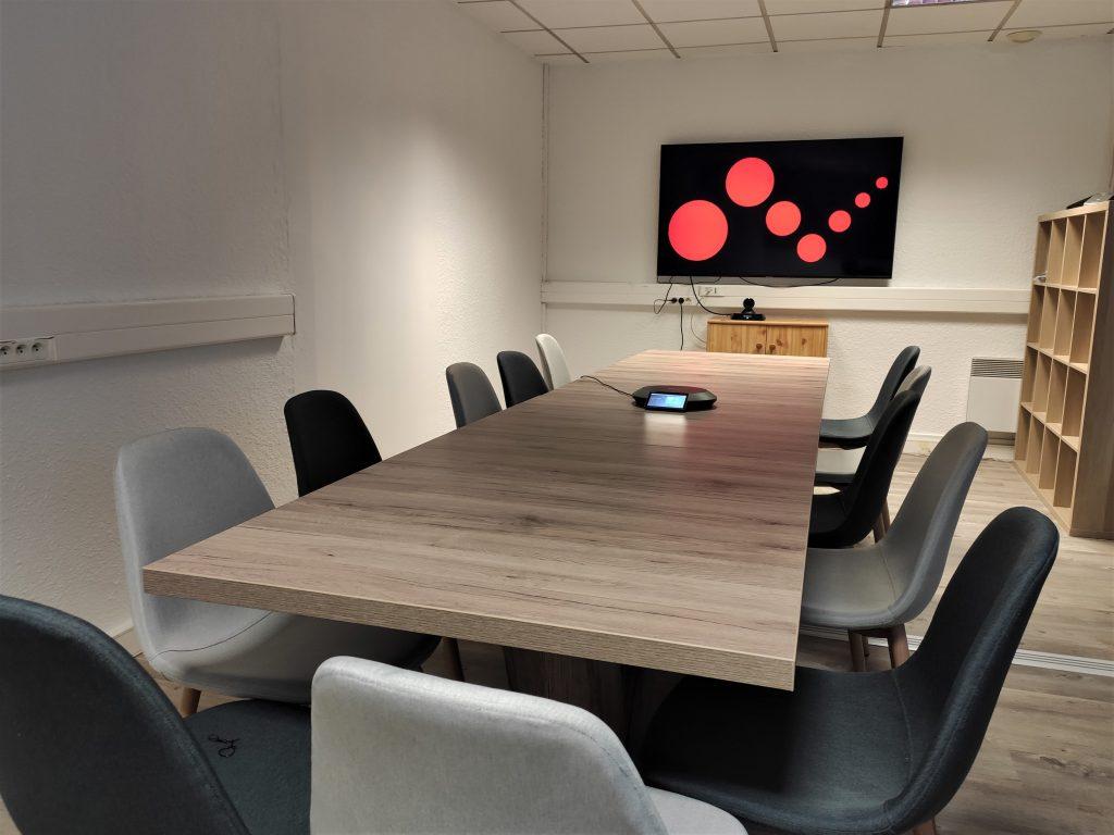 Salle de réunion voxity