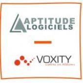 Partenariat Aptitude Logiciels et Voxity – couplage téléphonie informatique